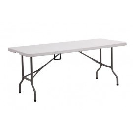 MESA BANQUETE RECTANGULAR PLEGABLE 183
