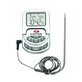 Termometro digital horno con sonda