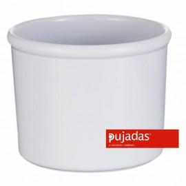 VASIJA 1 Litro CLASSIC WHITE