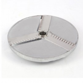 Disco cortador Sammic FCO6+ rodajas onduladas de 6 mm
