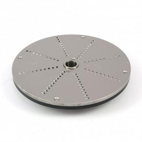 Disco rallador Sammic SH-2 corte polvo grueso 2 mm