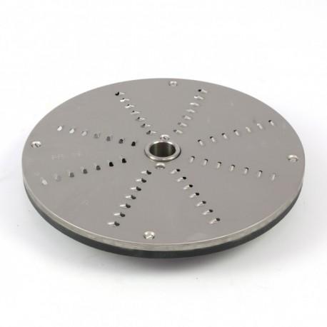 Disco rallador Sammic SH-3 corte polvo grueso 3 mm