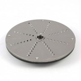 Disco rallador Sammic SH-4 corte polvo grueso 4 mm