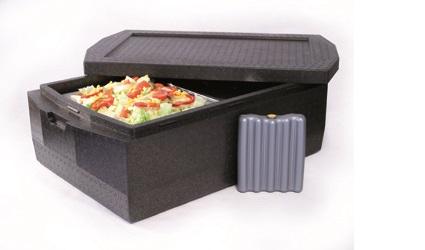 Higienización de contenedores epp | Thermolive